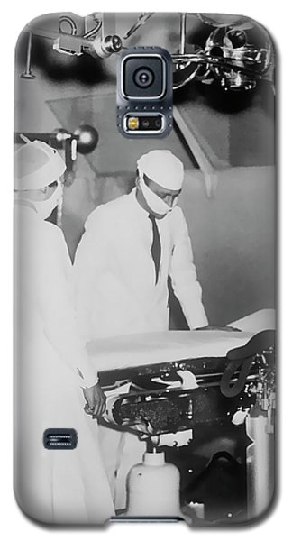 Galaxy S5 Case featuring the photograph Modern Surgery by Daniel Hagerman