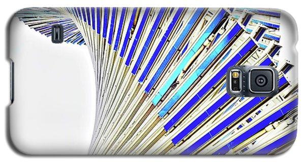 Modern Twist Sculpture Galaxy S5 Case
