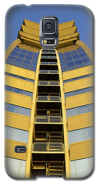 Galaxy S5 Case featuring the photograph Modern W Hotel Barcelona by Marek Stepan