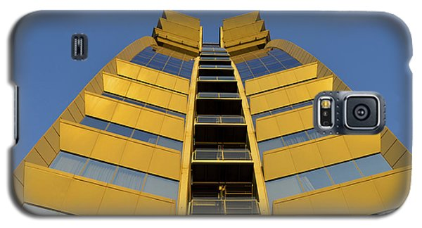 Galaxy S5 Case featuring the photograph Modern W Hotel Barcelona Spain by Marek Stepan