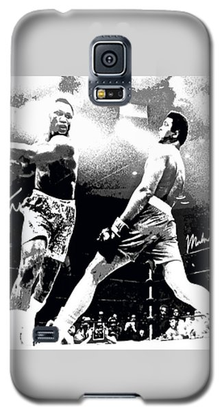 Mohamed Ali Float Like A Butterfly Galaxy S5 Case