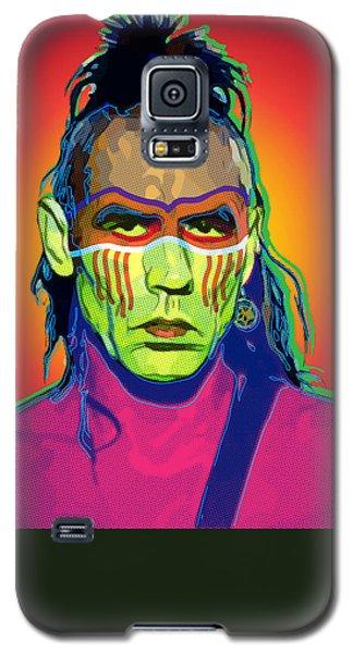 Mohawk Galaxy S5 Case by Gary Grayson