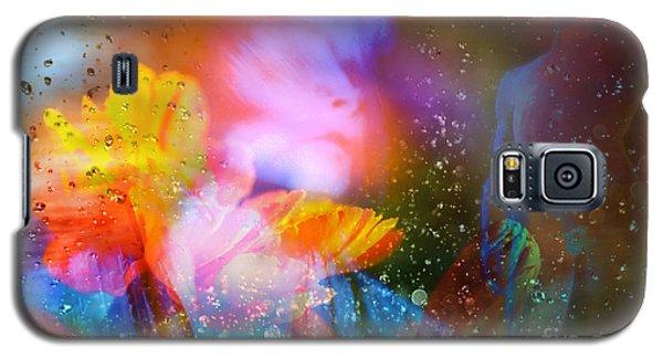 Moist Dream Vision  Galaxy S5 Case by Rosa Cobos