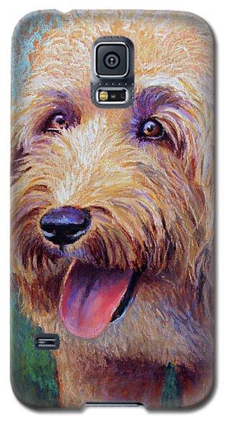 Mojo The Shaggy Dog Galaxy S5 Case
