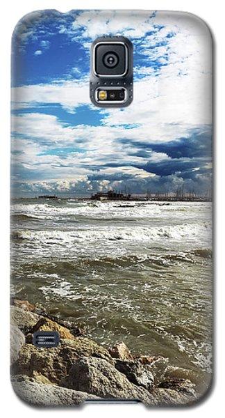 Mole Stones  In Rimini Galaxy S5 Case