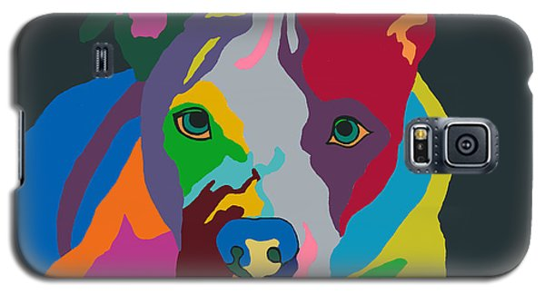 Molly Psychedelic Galaxy S5 Case