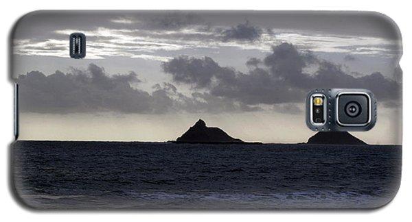 Molokai From Oahu Galaxy S5 Case