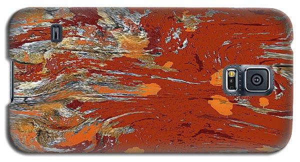 Molten Earth Galaxy S5 Case