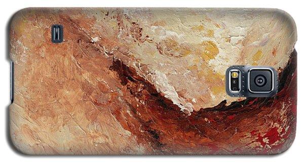 Molten Lava Galaxy S5 Case