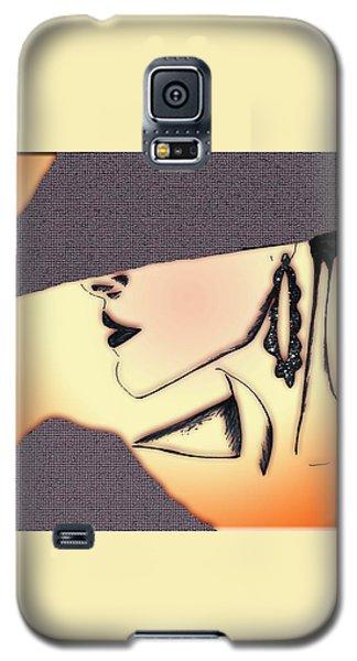 Mom #19 Galaxy S5 Case by Iris Gelbart