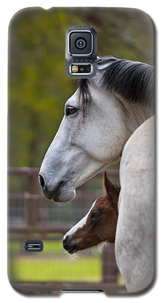 Mom And Baby Galaxy S5 Case