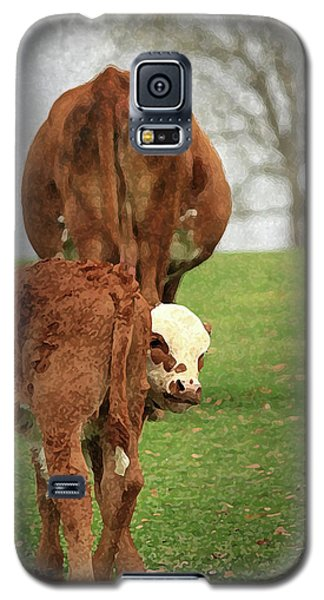 Moma Said Galaxy S5 Case by Kim Henderson