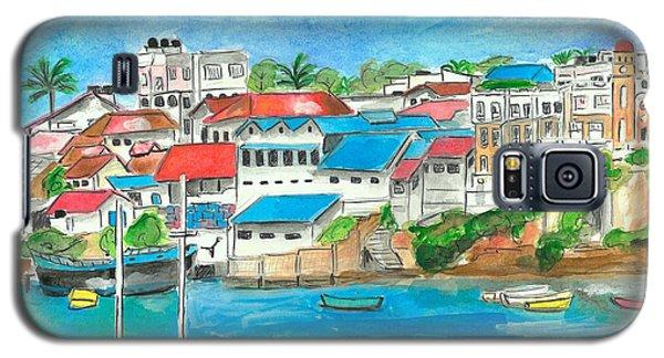 Mombasa Town Galaxy S5 Case