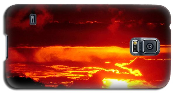 Galaxy S5 Case featuring the photograph Moment Of Majesty by Bruce Patrick Smith