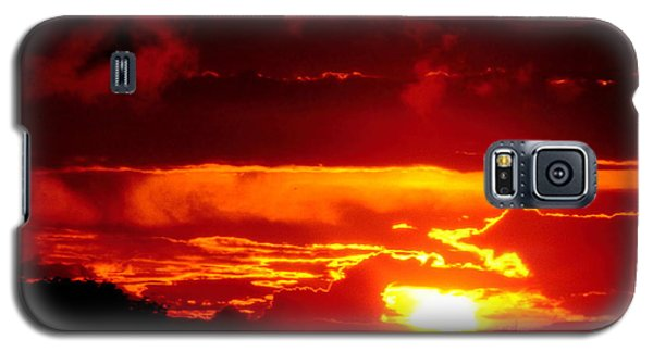 Moment Of Majesty Galaxy S5 Case