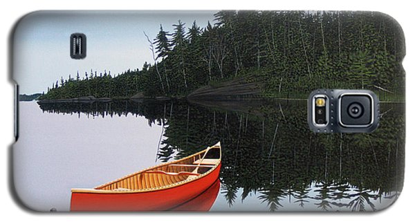Moments Of Peace Galaxy S5 Case