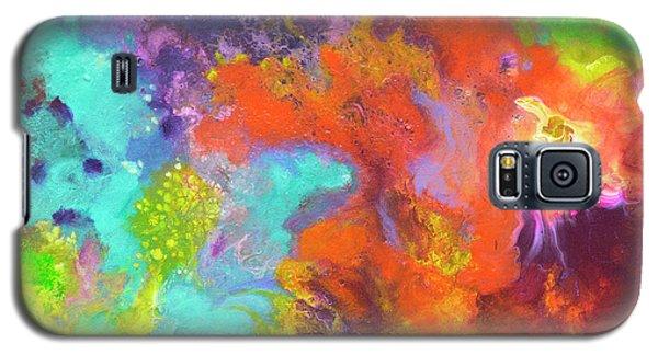 Momentum, Canvas Three Galaxy S5 Case