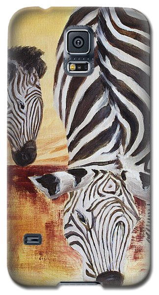 Momma And Baby Galaxy S5 Case
