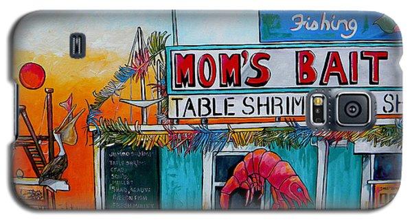 Moms Bait Shop Galaxy S5 Case
