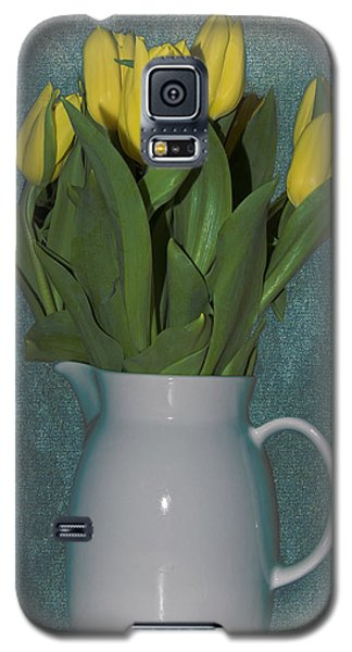 Moms Tulips Galaxy S5 Case by William Havle