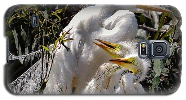 Mom's Watchful Eye Galaxy S5 Case