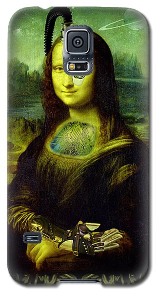 Mona Lisa Borg Galaxy S5 Case