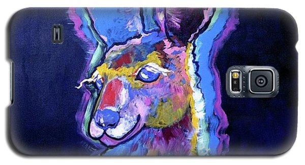 Mona Lisa 'roo Galaxy S5 Case