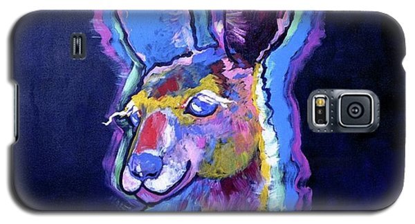 Mona Lisa 'roo Galaxy S5 Case