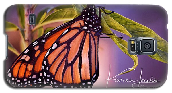 Monarch Beauty Galaxy S5 Case