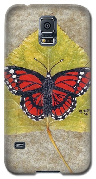 Monarch Butterfly Galaxy S5 Case by Ralph Root