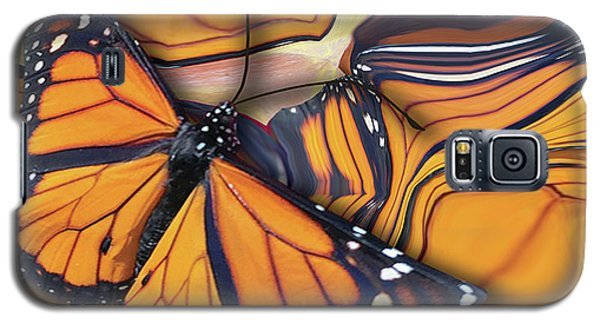 Monarch Flight Galaxy S5 Case