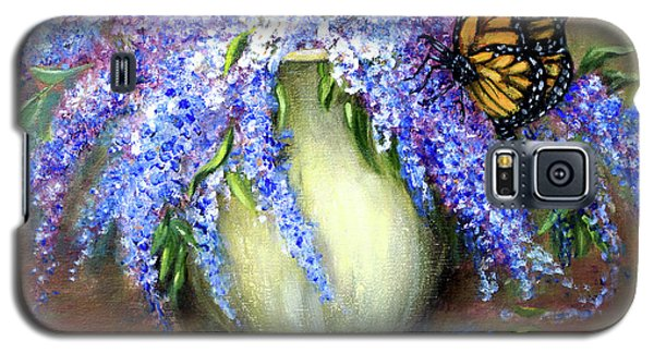 Monarch Of The Lilacs Galaxy S5 Case