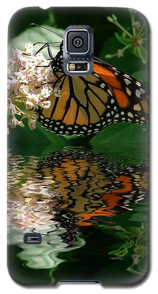 Monarch Reflection Galaxy S5 Case