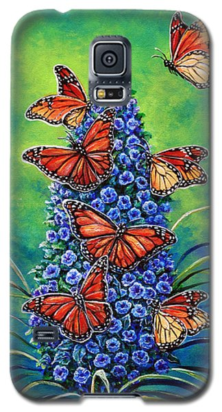 Monarch Waystation Galaxy S5 Case