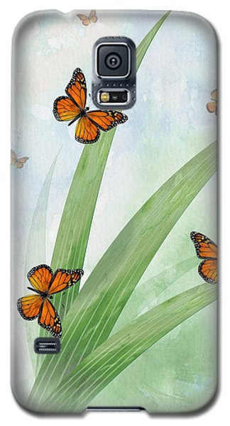 Monarchs Galaxy S5 Case