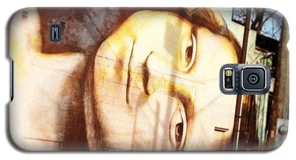 Mona's Facial Expression Galaxy S5 Case