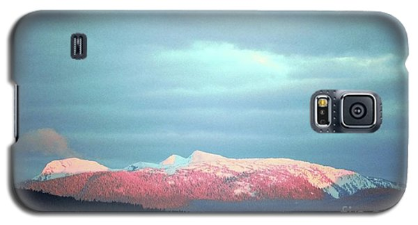 Monashee Sunset Galaxy S5 Case