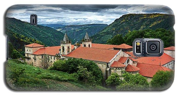 Monastery Of Santo Estevo De Ribas Del Sil Galaxy S5 Case