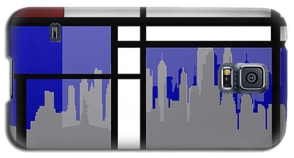 Mondrian In N Y Galaxy S5 Case