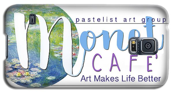 Monet Cafe' Products Galaxy S5 Case