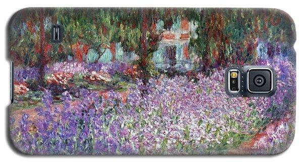 Monet: Giverny, 1900 Galaxy S5 Case