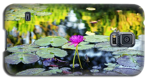 Monet Lilies Galaxy S5 Case