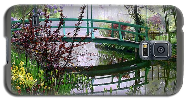 Monet's Bridge Galaxy S5 Case by Jim Hill