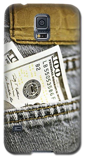 Money Jeans Galaxy S5 Case