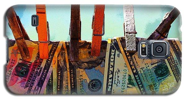 Money Laundering  Galaxy S5 Case