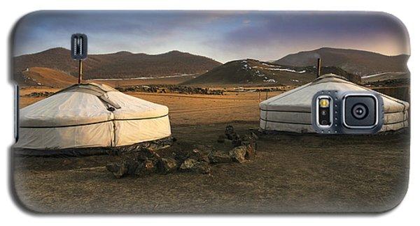 Mongolian Serenity Galaxy S5 Case