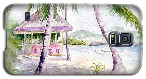 Mongoose Beach Bar Galaxy S5 Case