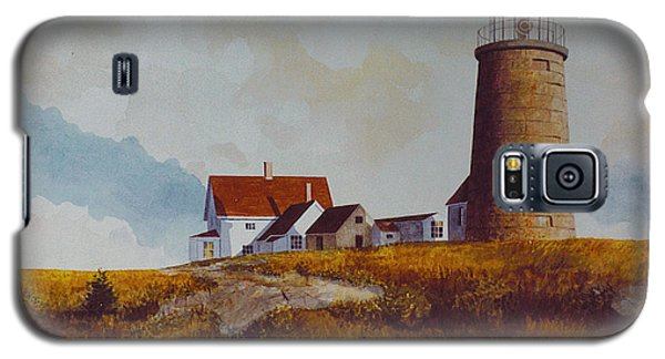 Monhegan Light Galaxy S5 Case