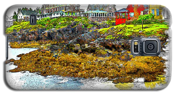 Monhegan West Shore Galaxy S5 Case
