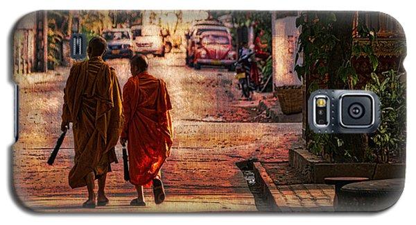 Monk Mates Galaxy S5 Case